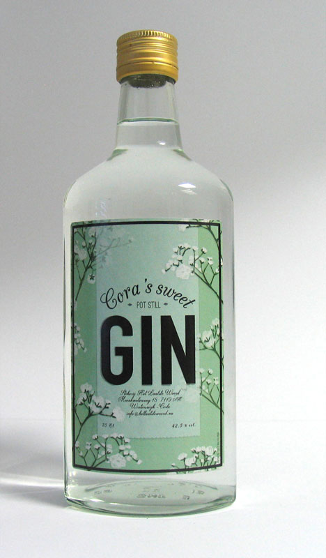 Cora's Sweet Gin
