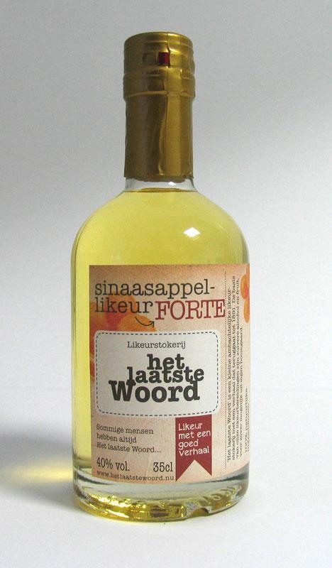 Sinaasappel Likeur Forte